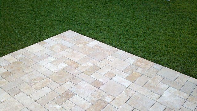 Here Is A Nice Patio Tile Pavers Story.