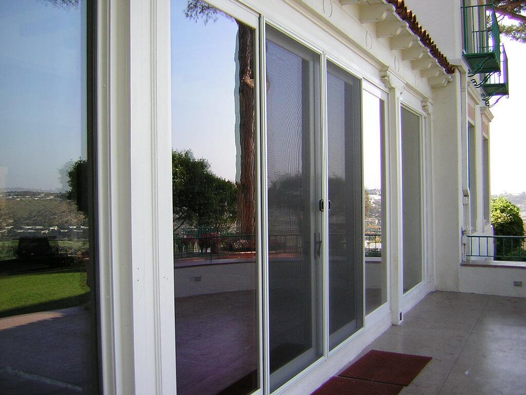 Sliding Glass Doors-Home Remodel Del Mar