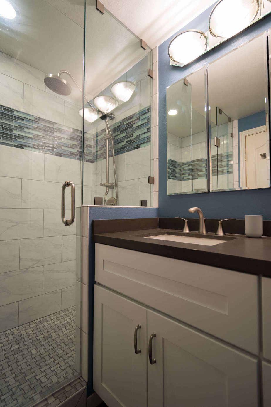Bathroom Remodeling University bathroom remodel university city - classic home improvements