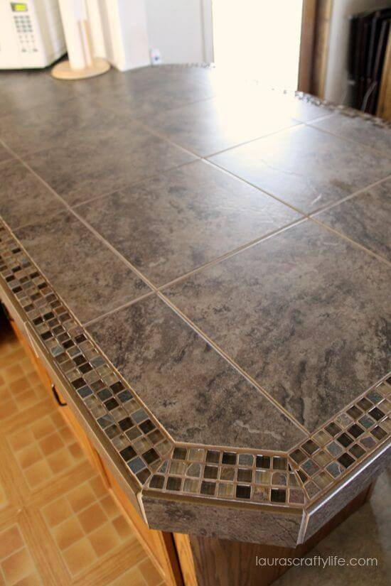 Tile Countertop Materials : Tile-Countertops - Classic Home Improvements