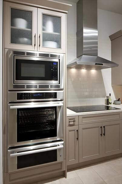 Double Oven With Microwave On Top Bestmicrowave