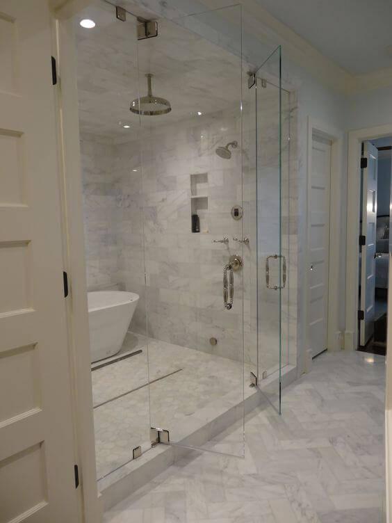 Benefits Of Having A Steam Shower