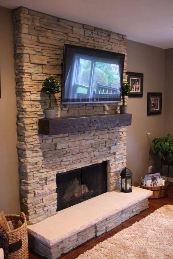 Learn about common fireplace remodel options by local contractor