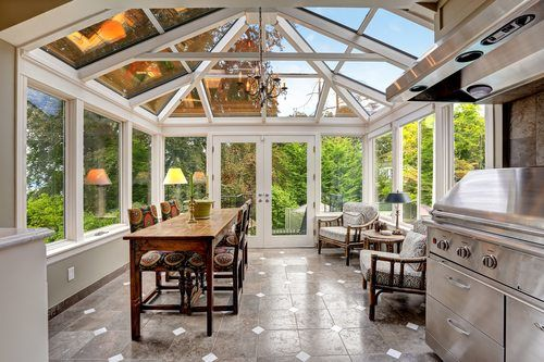 Luxurious Sunroom - Room Additions Temecula CA