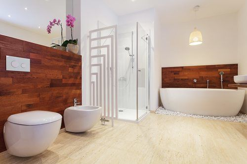 Modern Bathroom Idea - Bathroom Remodeling Rancho Bernardo