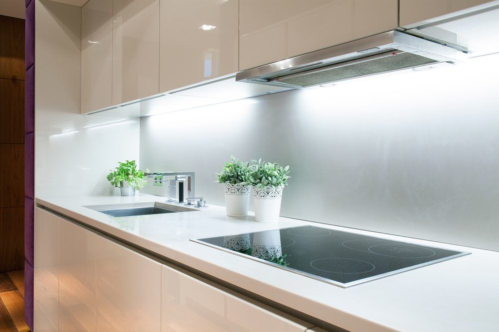 Kitchen remodeling Escondido - Lighting