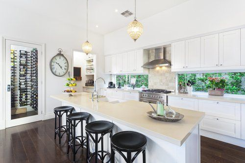 Modern Kitchen Interior - Kitchen Remodeling Rancho Bernardo