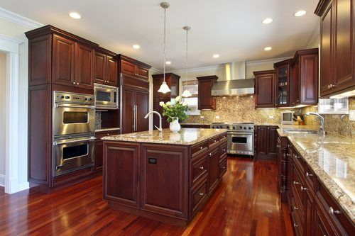 baking-friendly kitchen -  kitchen remodel Escondido