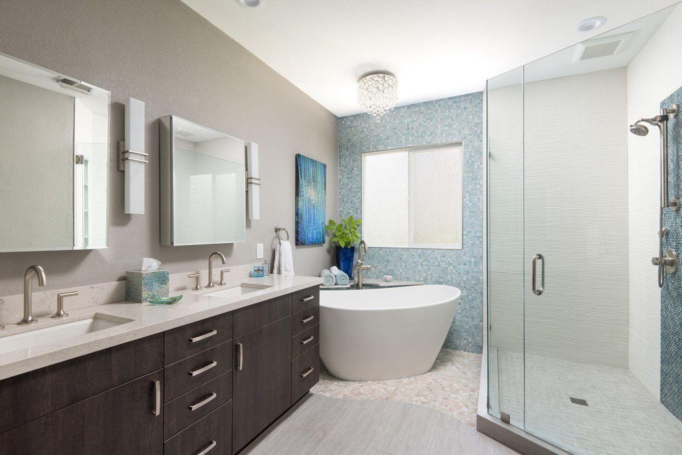 Master Bathroom Remodel San Marcos Ca
