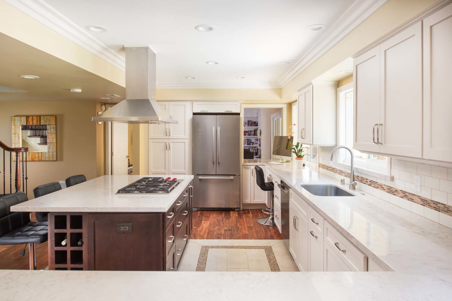 San Diego Residential General Contractor Remodel Kitchen