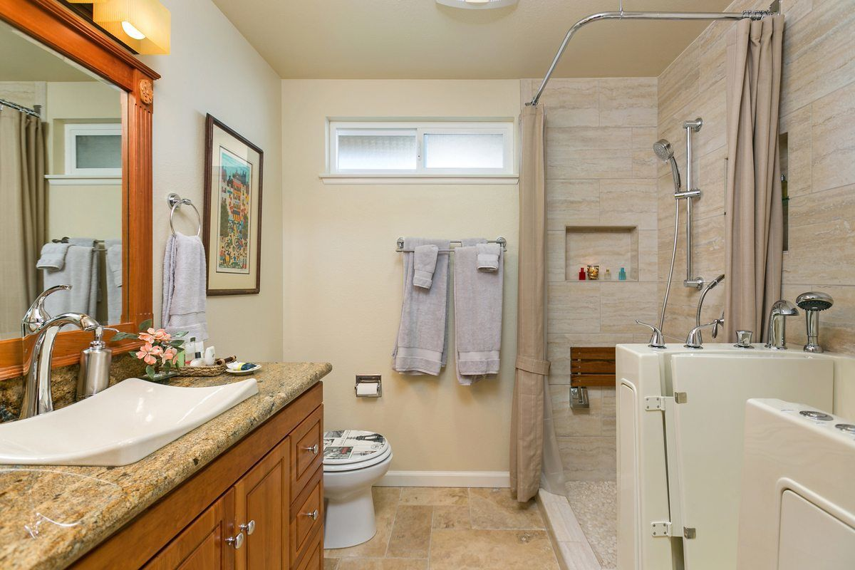 Solana Beach Bathroom Remodel
