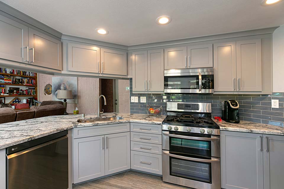 Oceanside Kitchen And Dining Room Remodel Classic Home Improvements